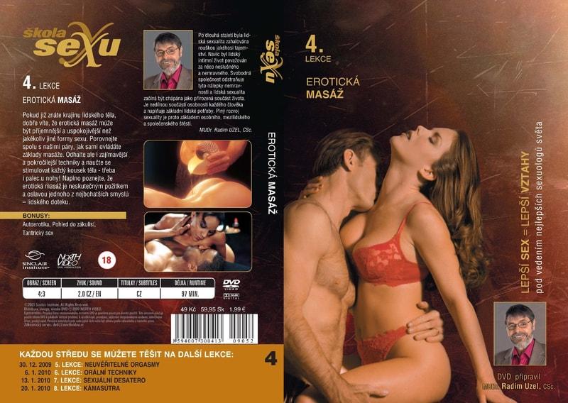 4.lekce - Erotická masáž