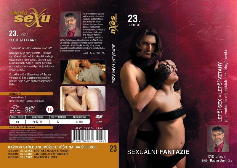 23.lekce - Sexuální fantazie